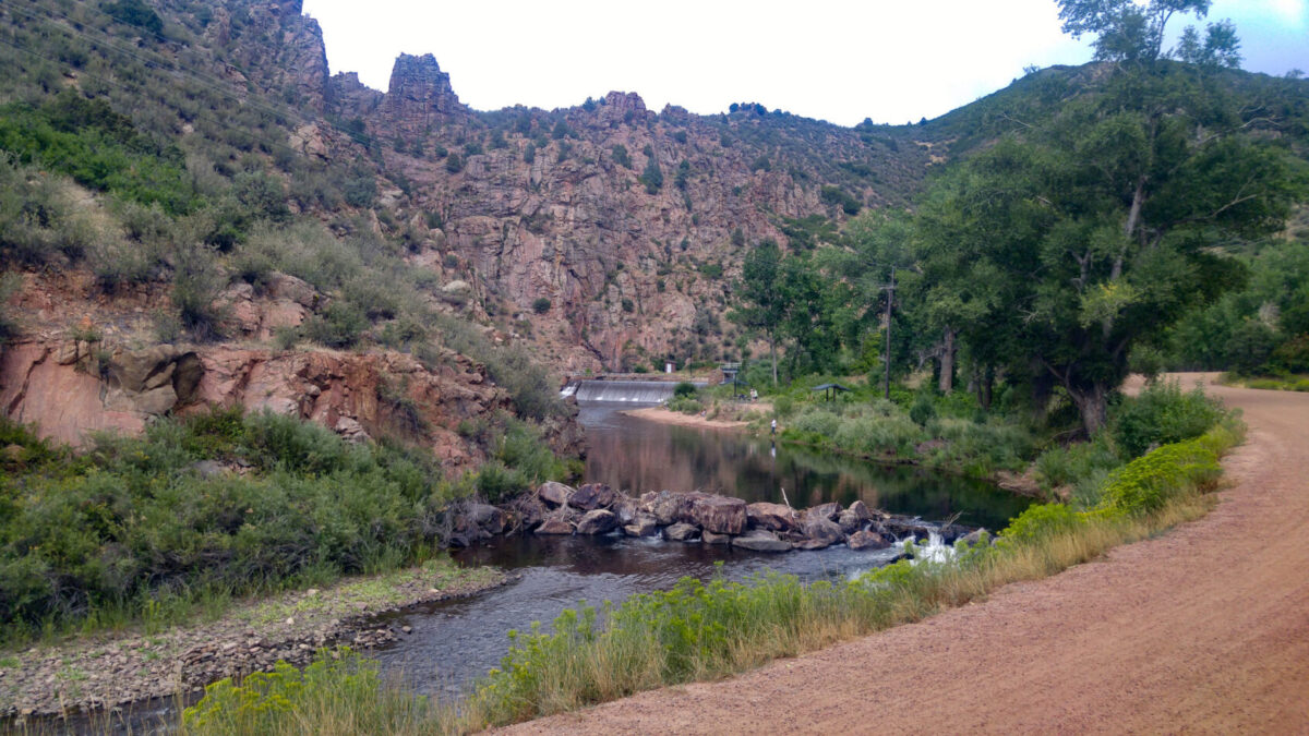 Waterton Canyon Denver