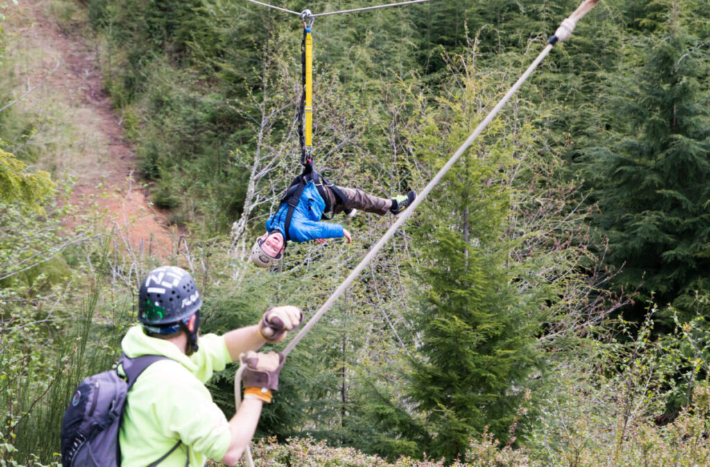 zipline tours, girls getaway, zipline in oregon, zipline near me
