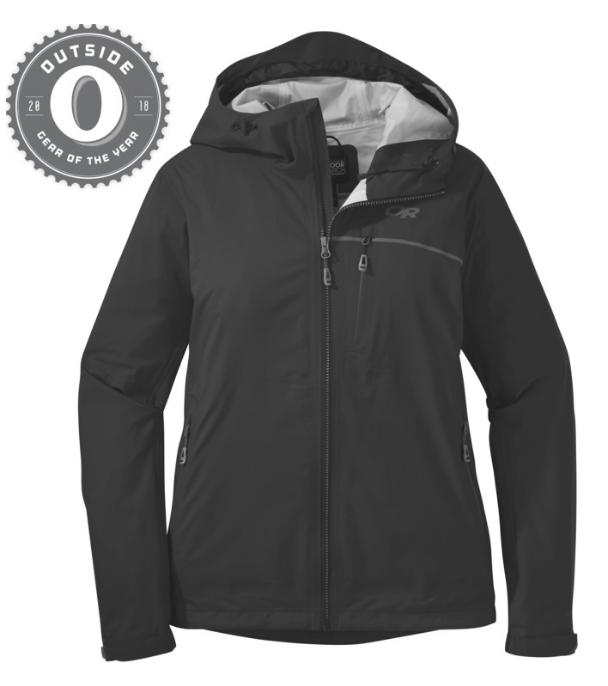 Outdoor Research, fall gear, women's fall clothing, women's jacket, women's coat, feminist, feminism