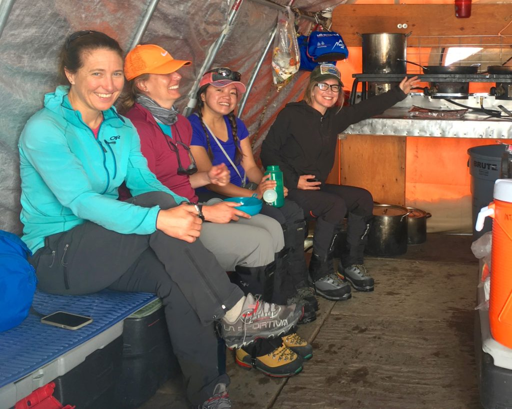 IMG Mt. Rainier All Women's Climb