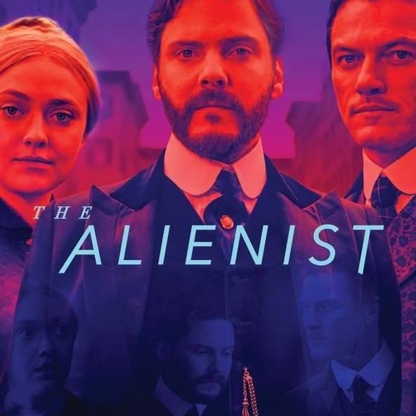 best shows to binge watch, Alienist