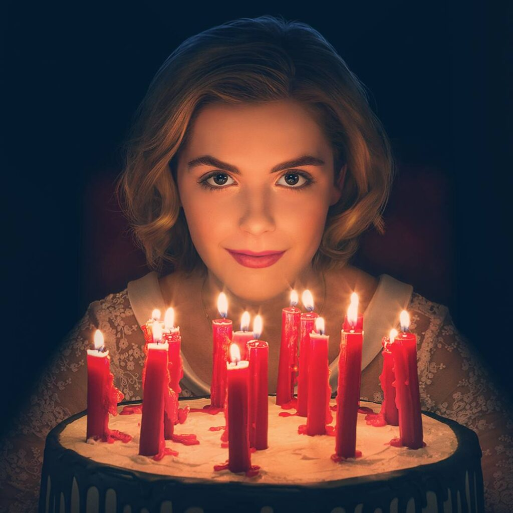 best shows to binge watch, girls night, The Chilling Adventures of Sabrina