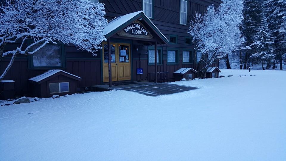 Wallowa Lake Lodge
