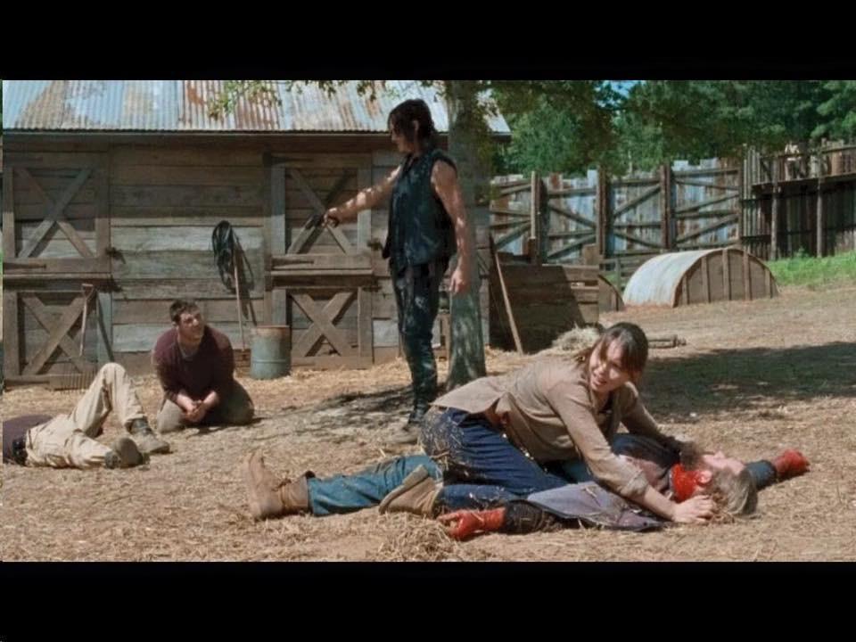 Walking Dead, Kimberly Leemans