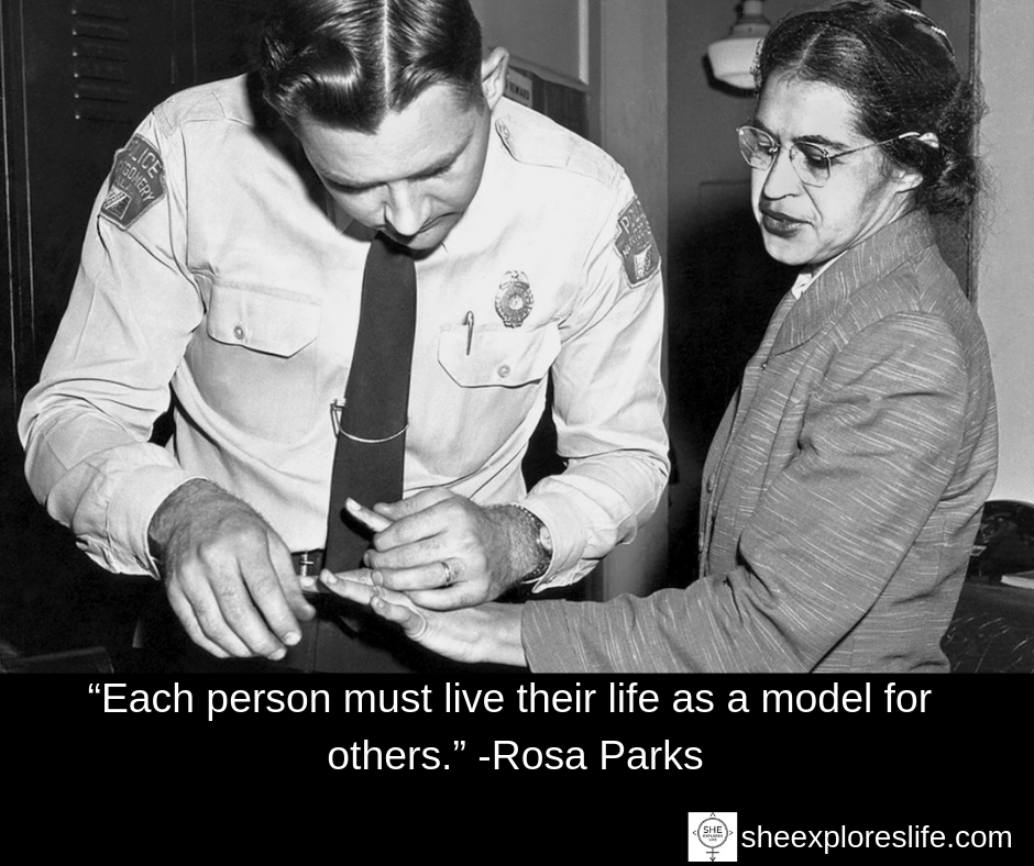 Facts About Rosa Parks, National Black History Month