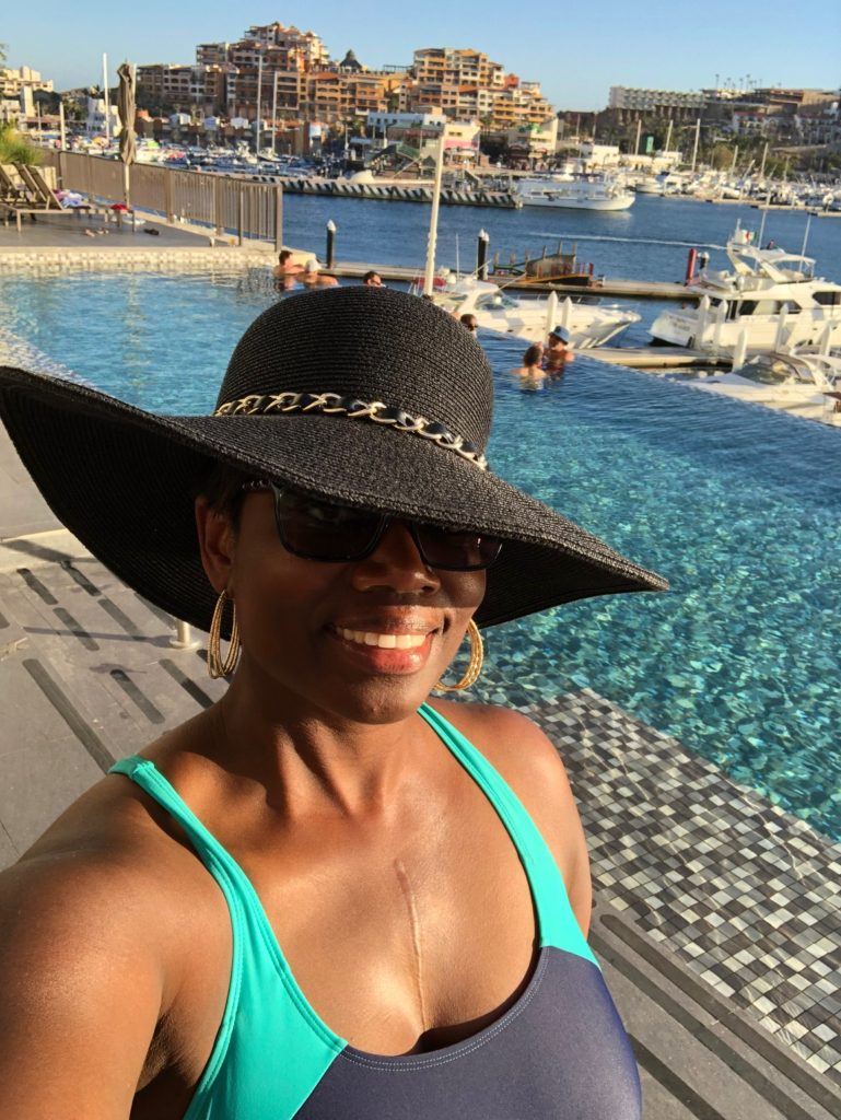 cabo, traveling solo