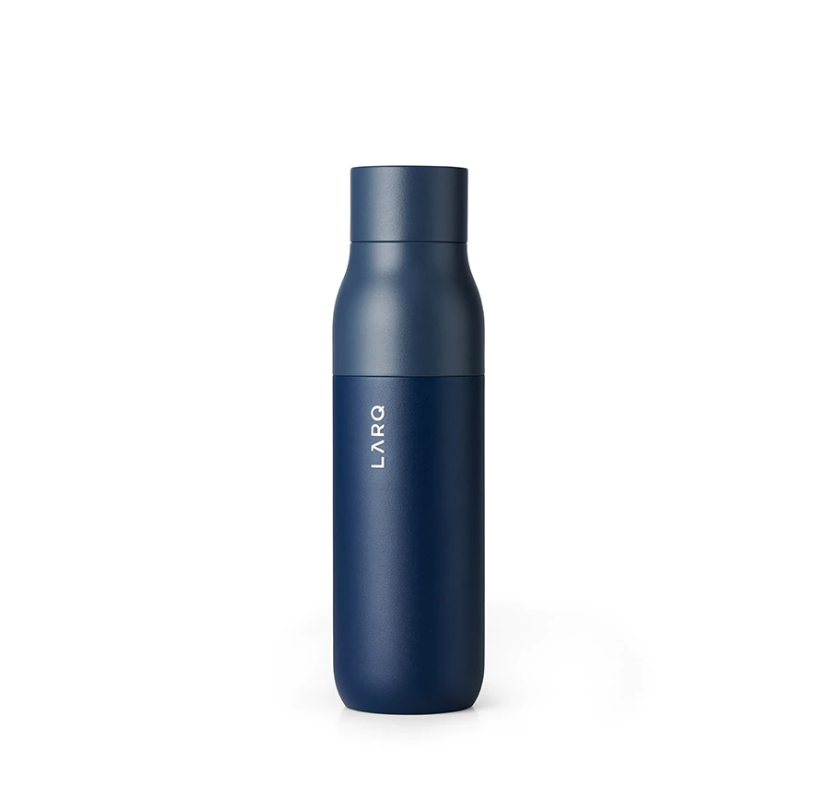 Self cleaning water bottle LARQ, gifts for women