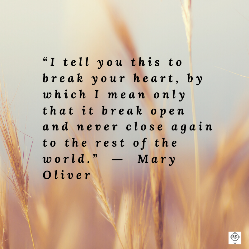 Mary Oliver Quotes, quotes that inspire