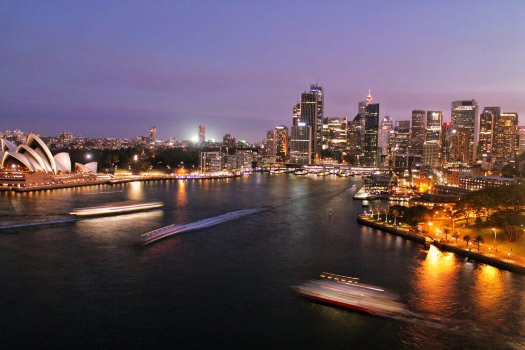 Australia, girls getaway