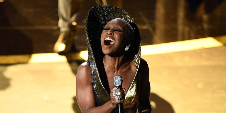 Cynthia Erivo, The Oscars