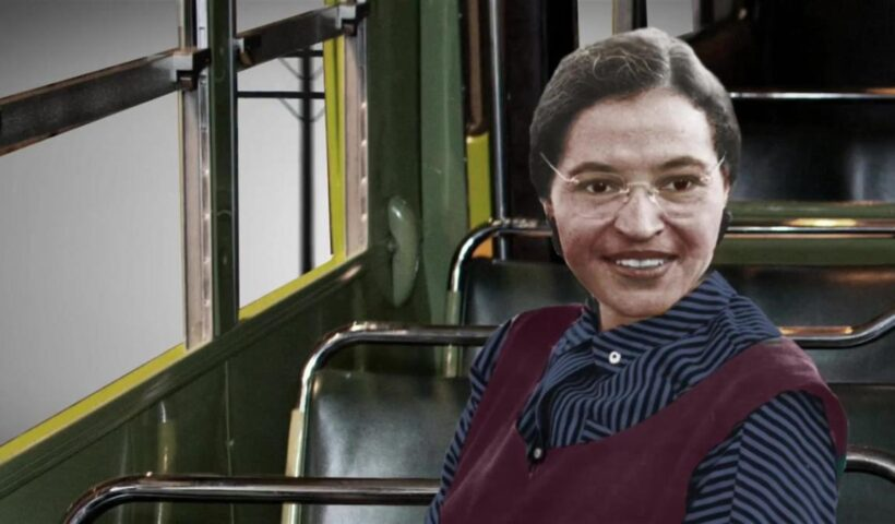 Facts about rosa parks