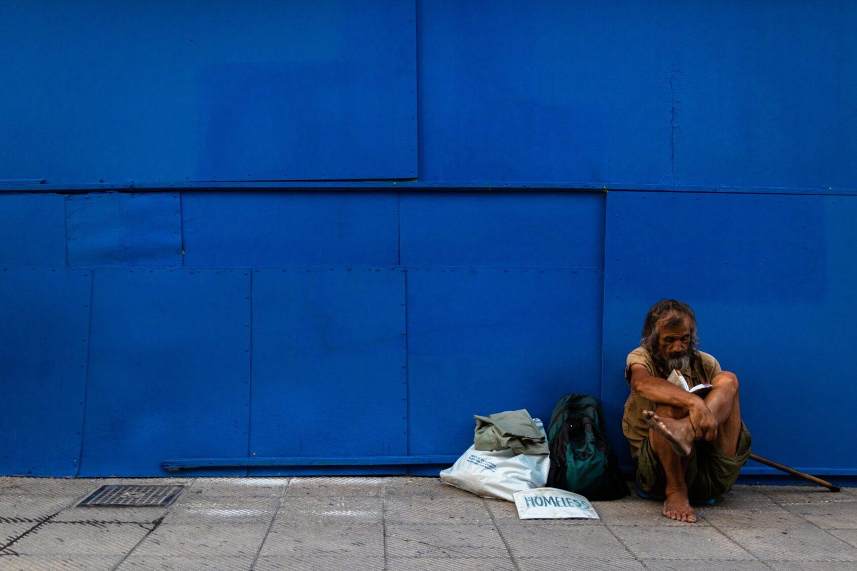 Valentine's Day Story, Homeless