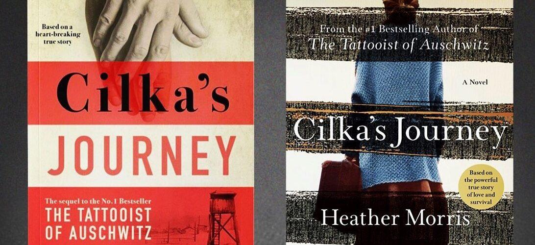 Heather Morris, The Tattooist of Auschwitz, Cilka's Journey