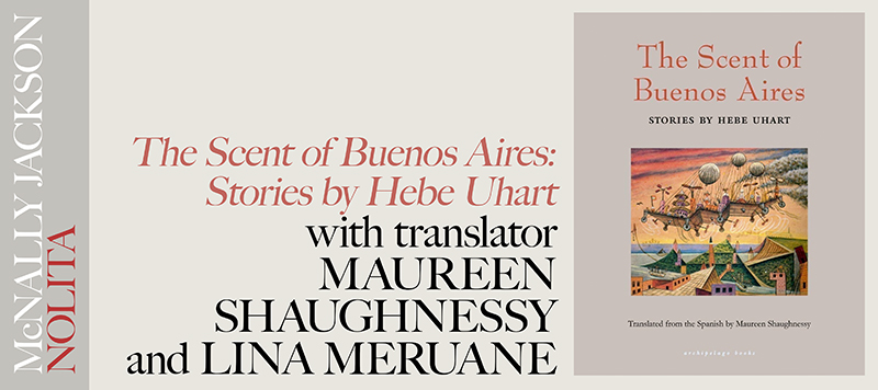 The Scent of Buenos Aires, Hebe Uhart
