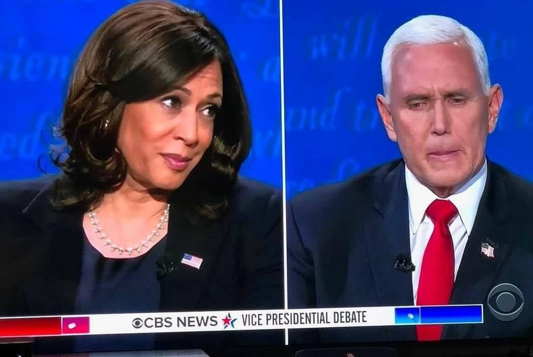 vice presidential debates, kamala harris