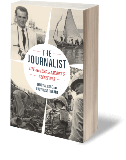 The journalist, Jerry rose, book review