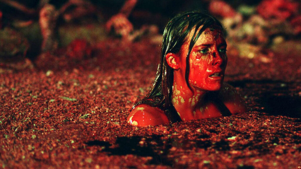 final girl, horror movie, the descent