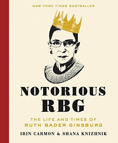 """Notorious RBG"""", Ruth Bader Ginsburg"""