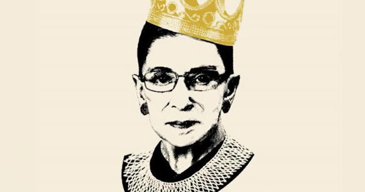Notorious RBG, Ruth Bader Ginsburg