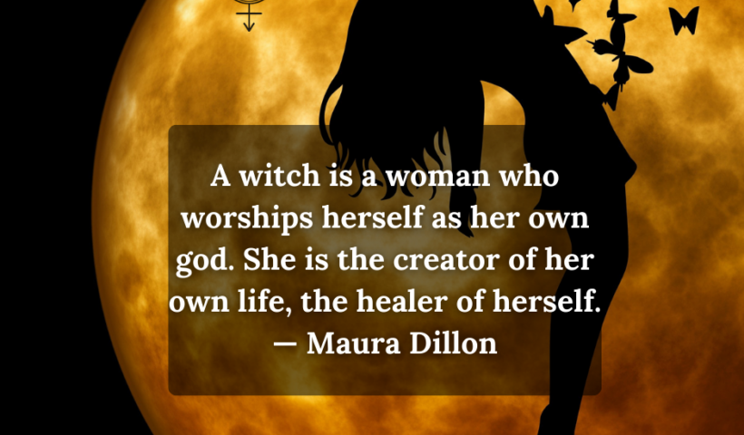 Quotes about witches, witch quotes